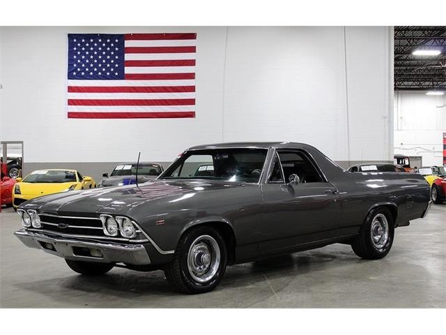 Picture of 1969 Chevrolet El Camino - $16,900.00 - PVOJ