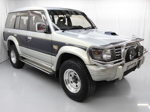 Picture of '93 Pajero - PVOO