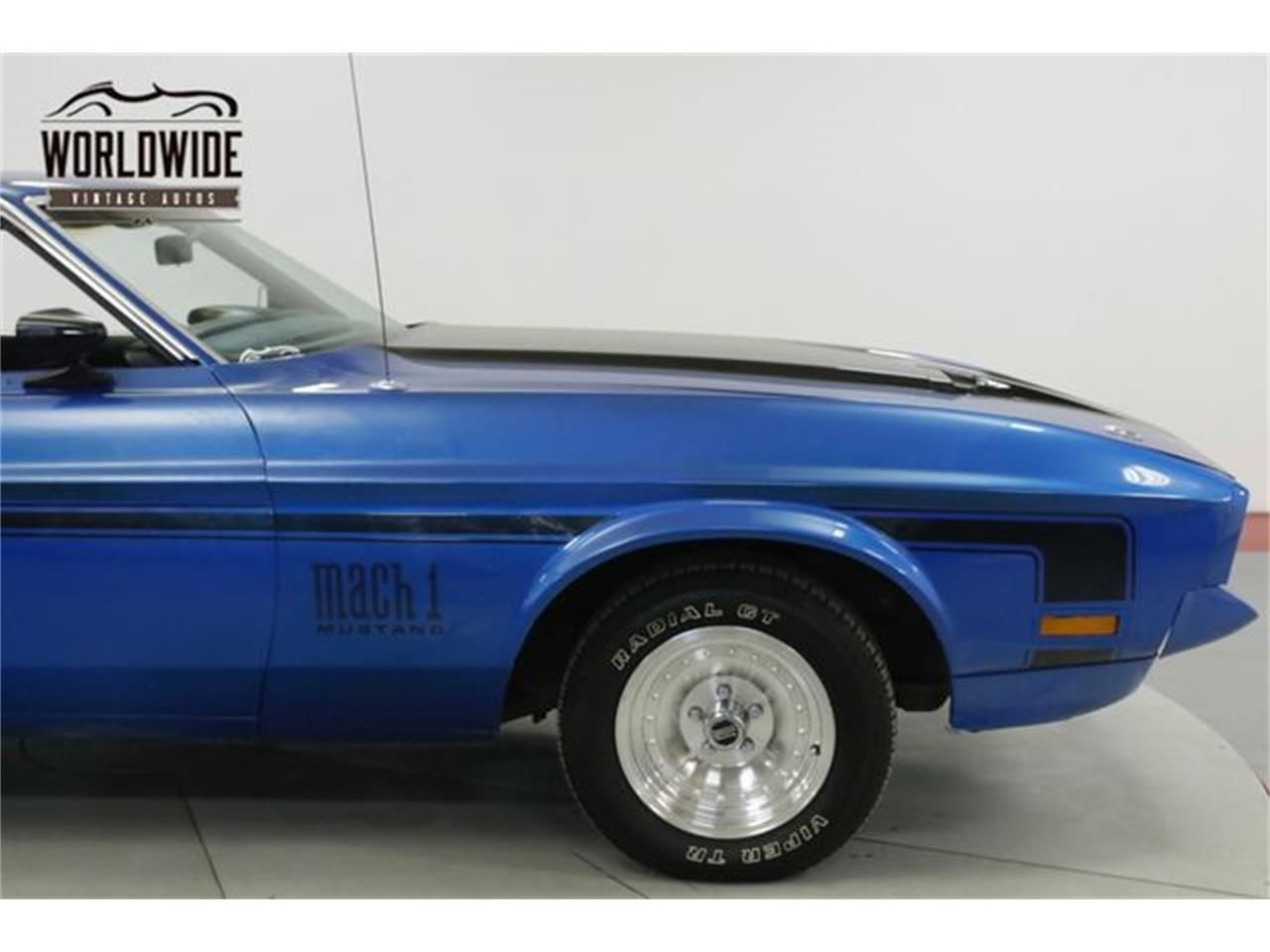 Large Picture of '72 Mustang - PVOP