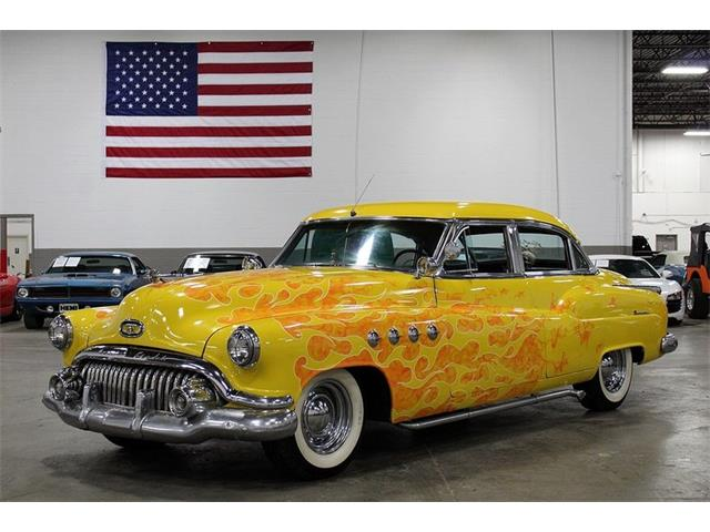 Picture of '52 Roadmaster - PVOQ