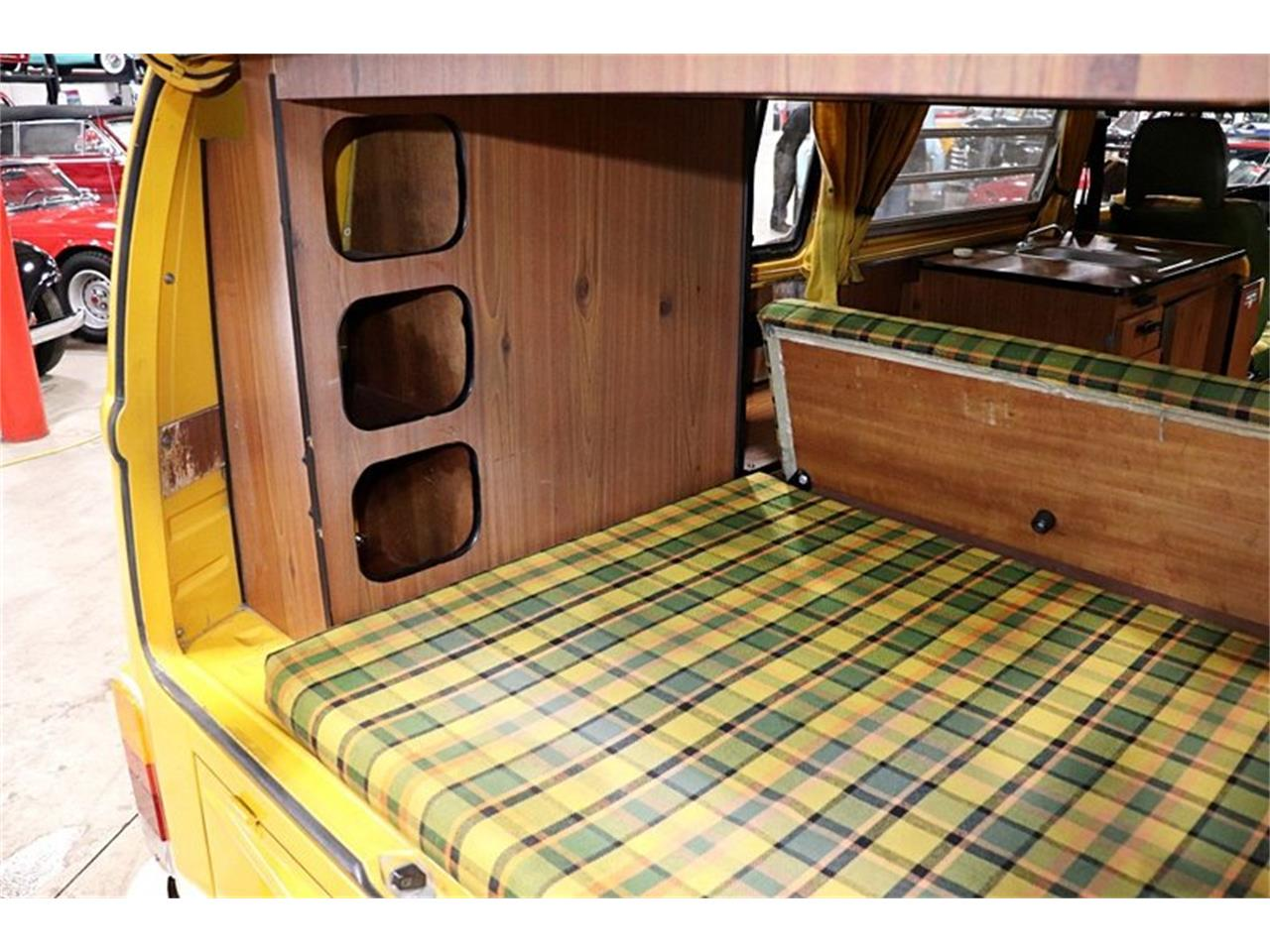 Large Picture of 1976 Volkswagen Westfalia Camper located in Kentwood Michigan - $28,900.00 - PVOS