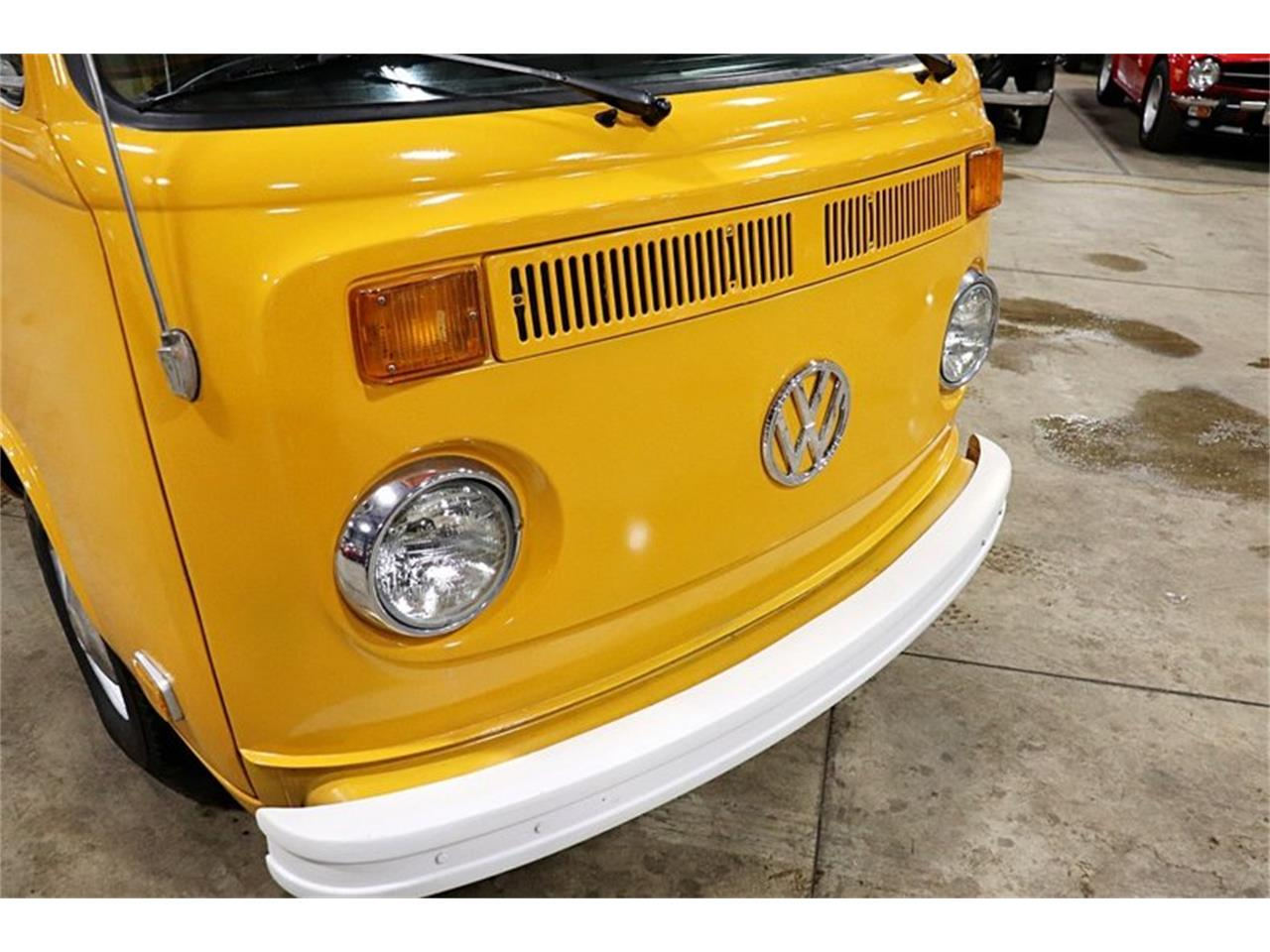 Large Picture of 1976 Volkswagen Westfalia Camper located in Michigan - PVOS