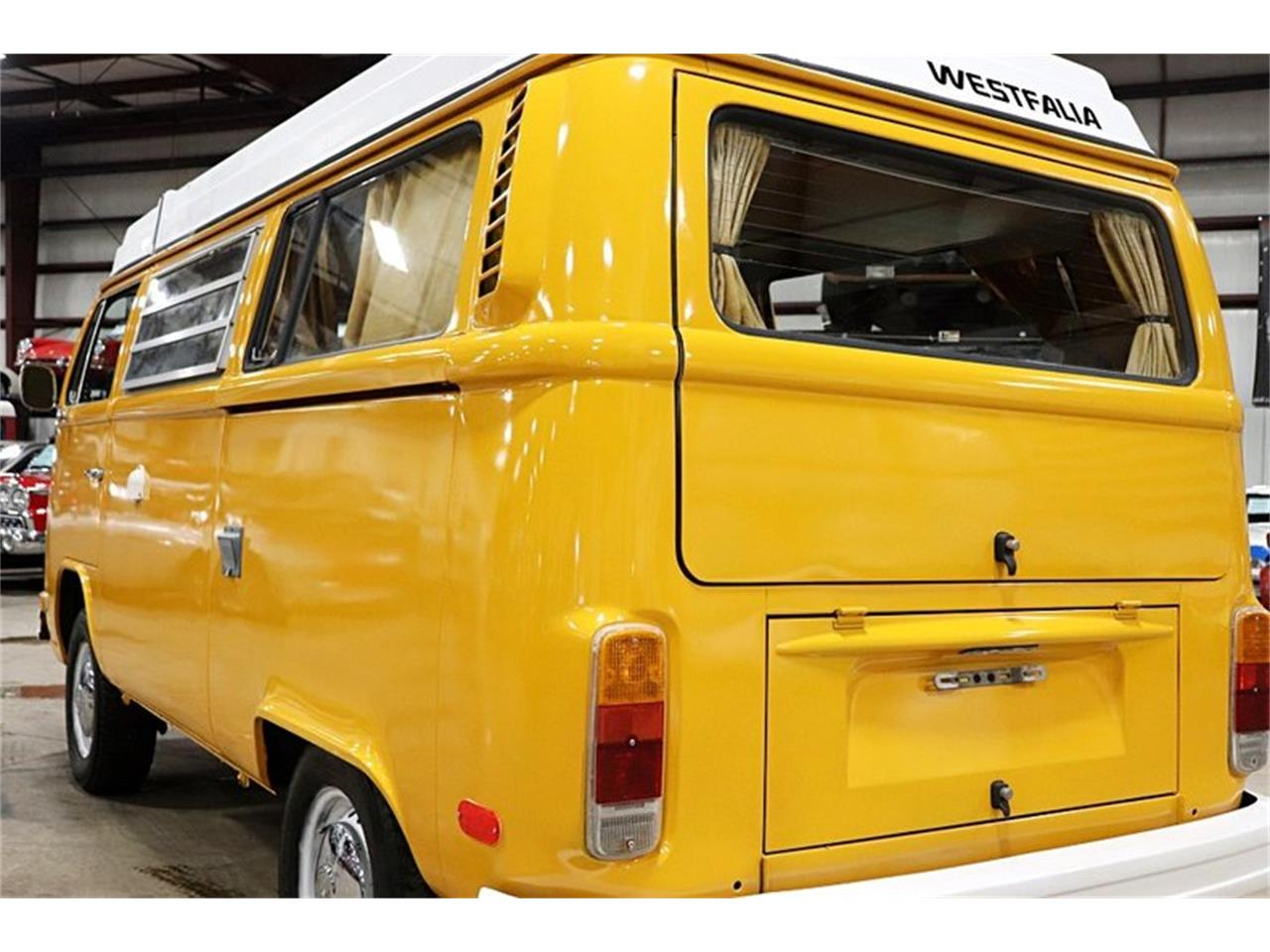 Large Picture of 1976 Westfalia Camper Offered by GR Auto Gallery - PVOS