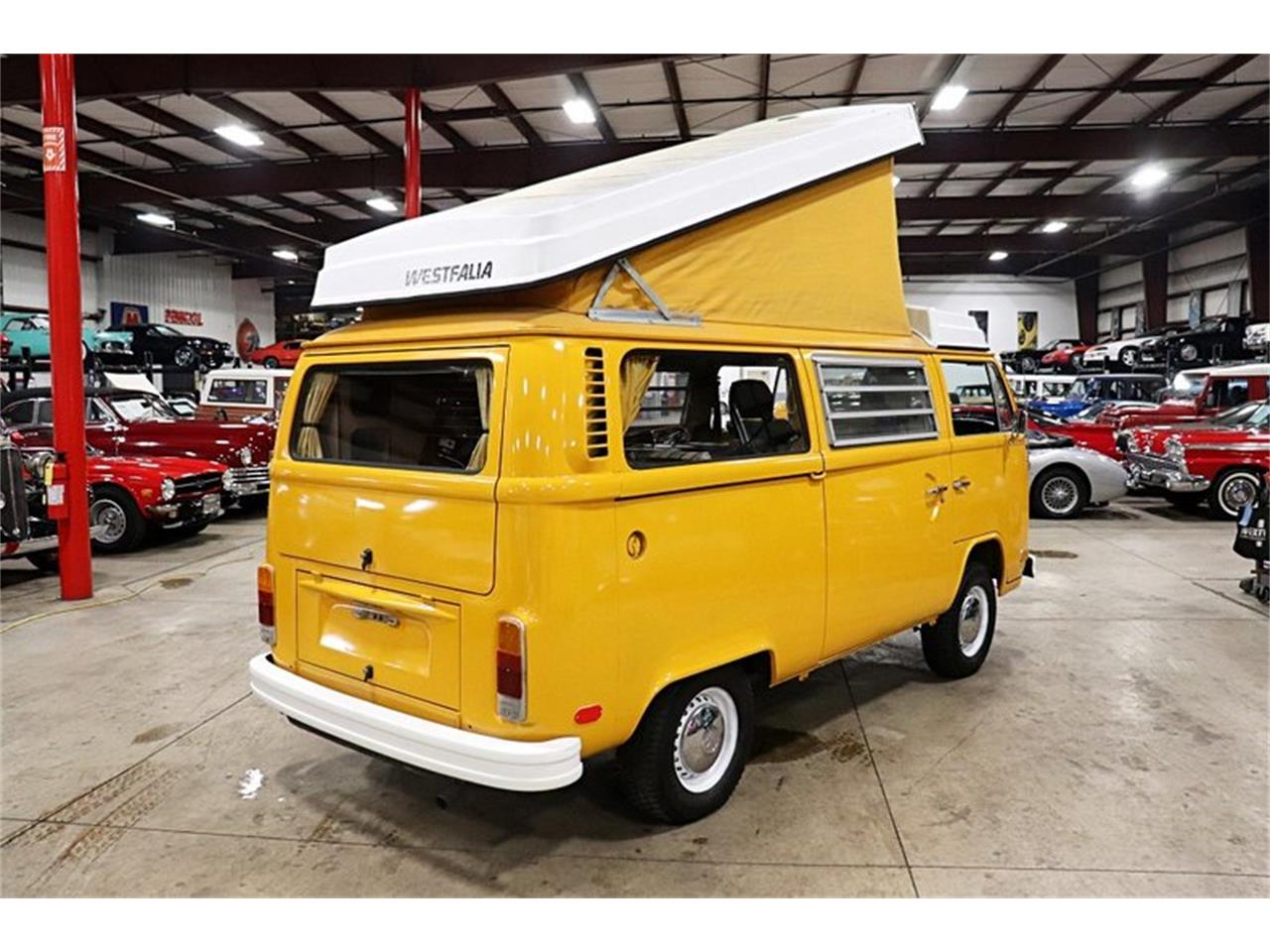 Large Picture of '76 Volkswagen Westfalia Camper - $28,900.00 Offered by GR Auto Gallery - PVOS