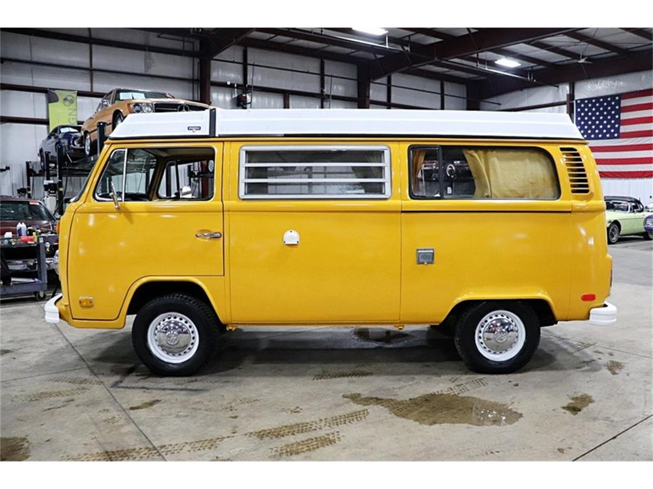 Large Picture of '76 Volkswagen Westfalia Camper located in Michigan - $28,900.00 - PVOS