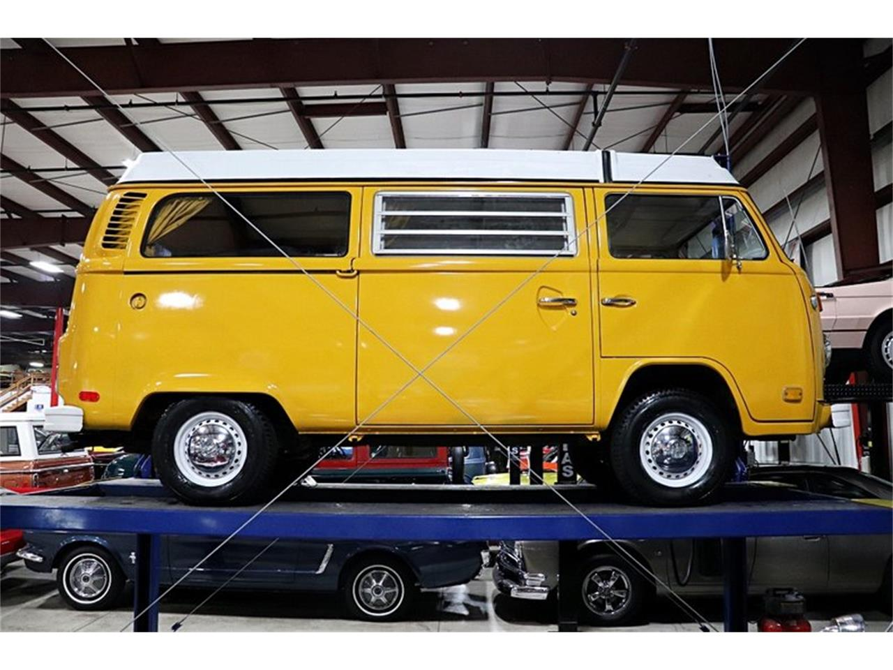 Large Picture of 1976 Volkswagen Westfalia Camper - $28,900.00 Offered by GR Auto Gallery - PVOS