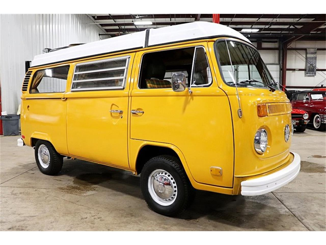 Large Picture of 1976 Westfalia Camper located in Kentwood Michigan Offered by GR Auto Gallery - PVOS