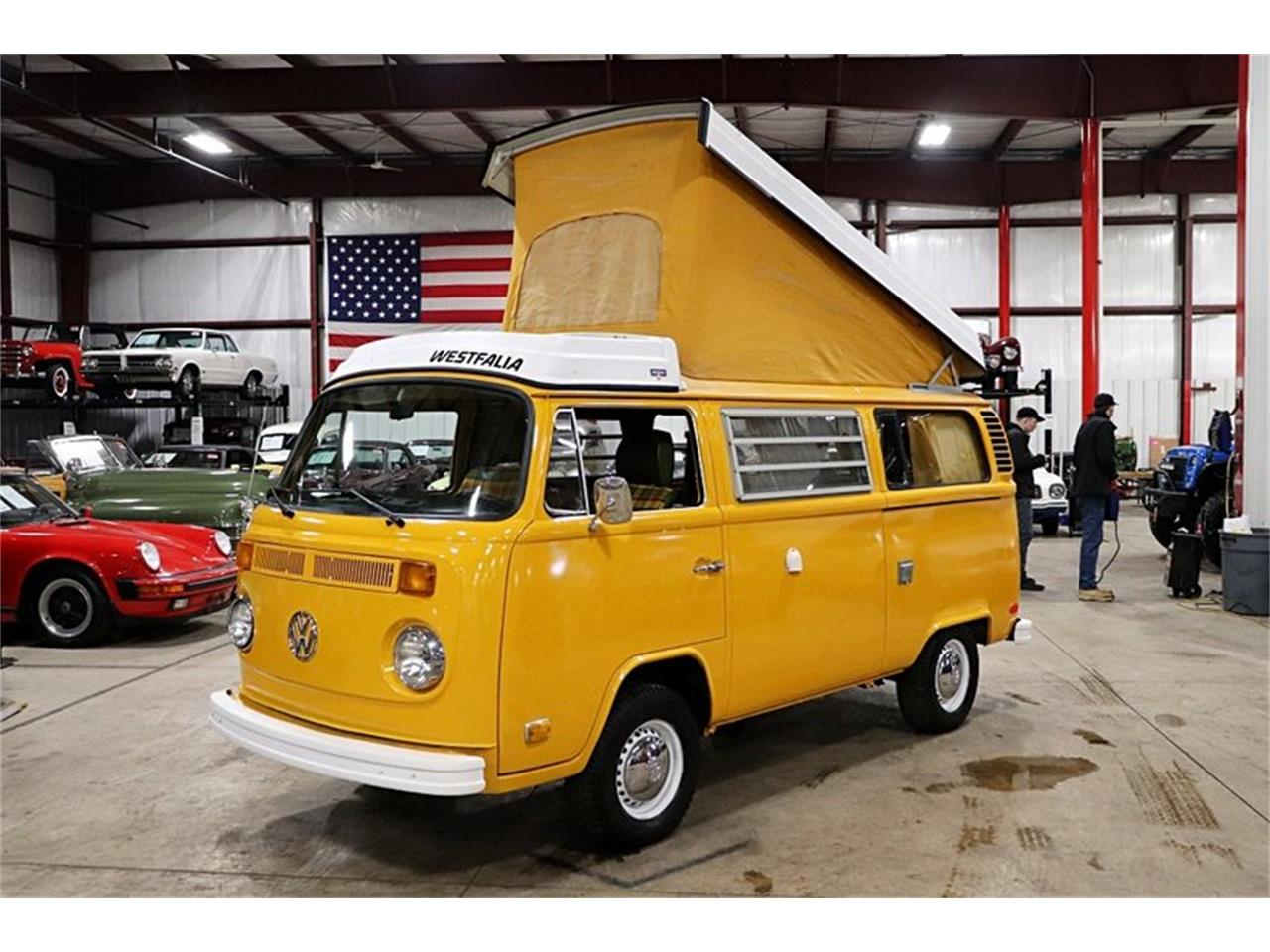 Large Picture of 1976 Westfalia Camper - PVOS