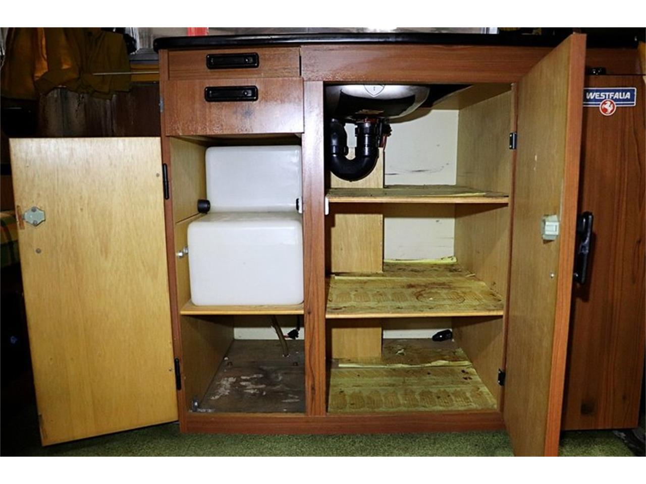 Large Picture of 1976 Westfalia Camper located in Michigan Offered by GR Auto Gallery - PVOS