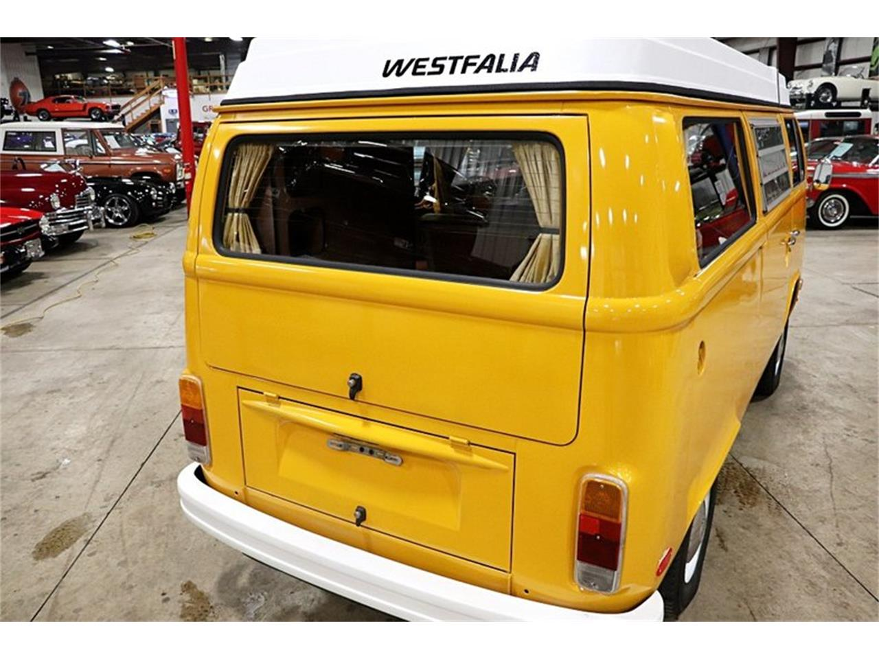 Large Picture of '76 Westfalia Camper located in Michigan - $28,900.00 Offered by GR Auto Gallery - PVOS