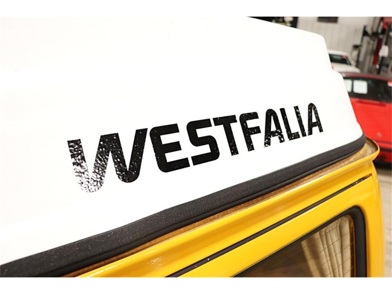 Large Picture of '76 Volkswagen Westfalia Camper - PVOS