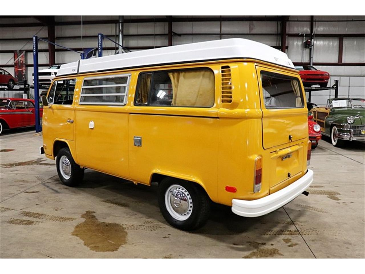 Large Picture of 1976 Westfalia Camper located in Michigan - $28,900.00 - PVOS
