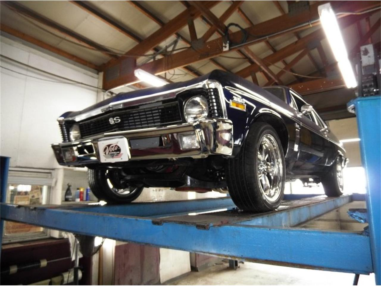 Large Picture of '70 Nova - PVOT