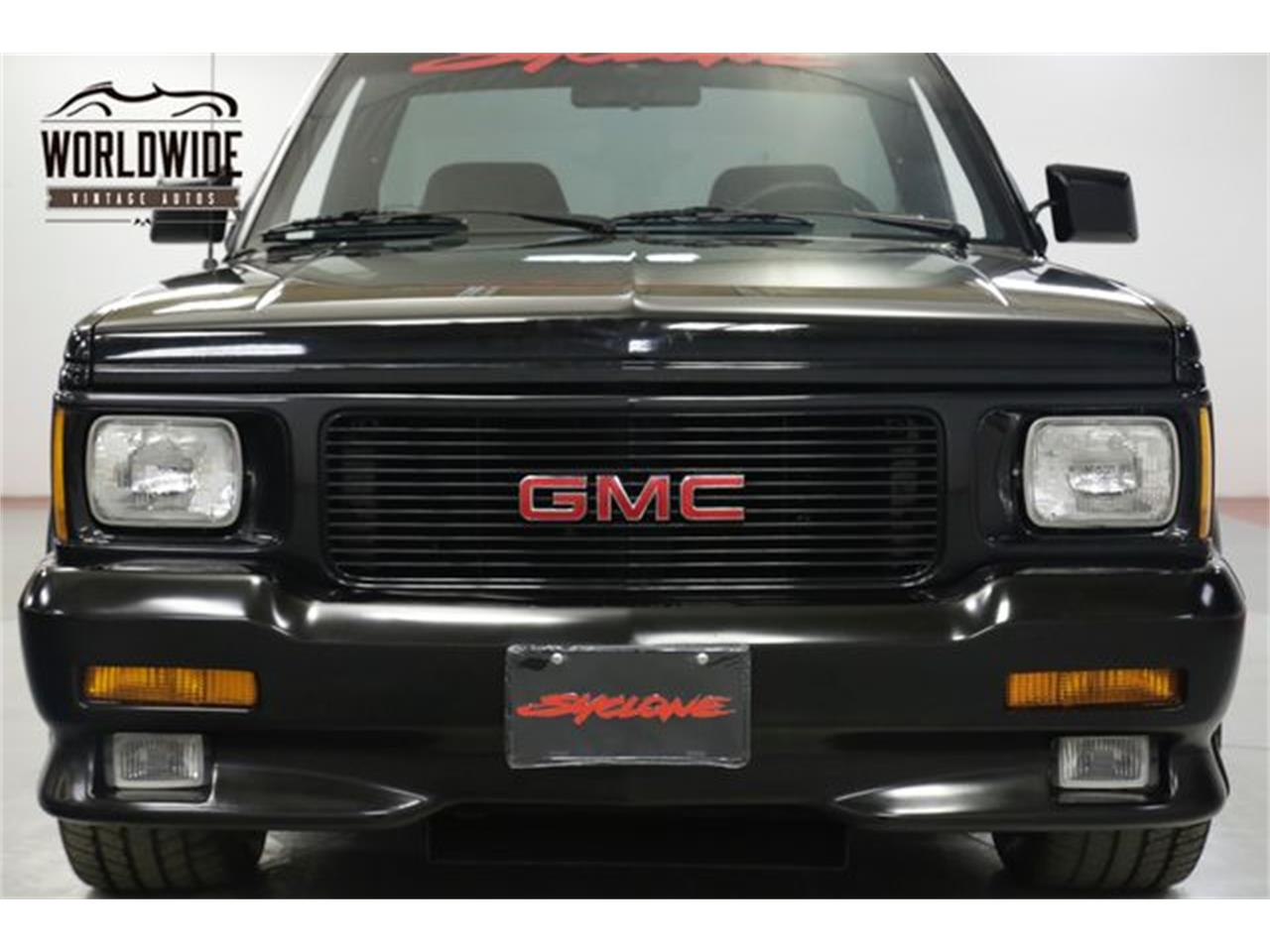 Large Picture of '91 Syclone - PVOU
