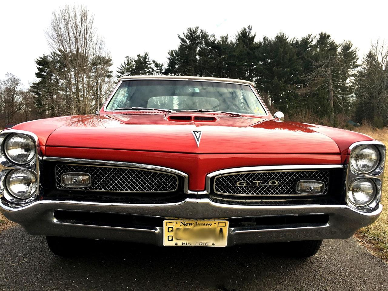 Large Picture of '67 GTO - PVOX