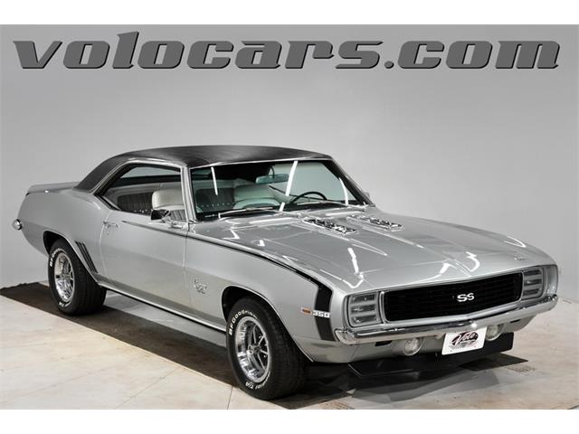 Picture of 1969 Chevrolet Camaro located in Volo Illinois - PVP3
