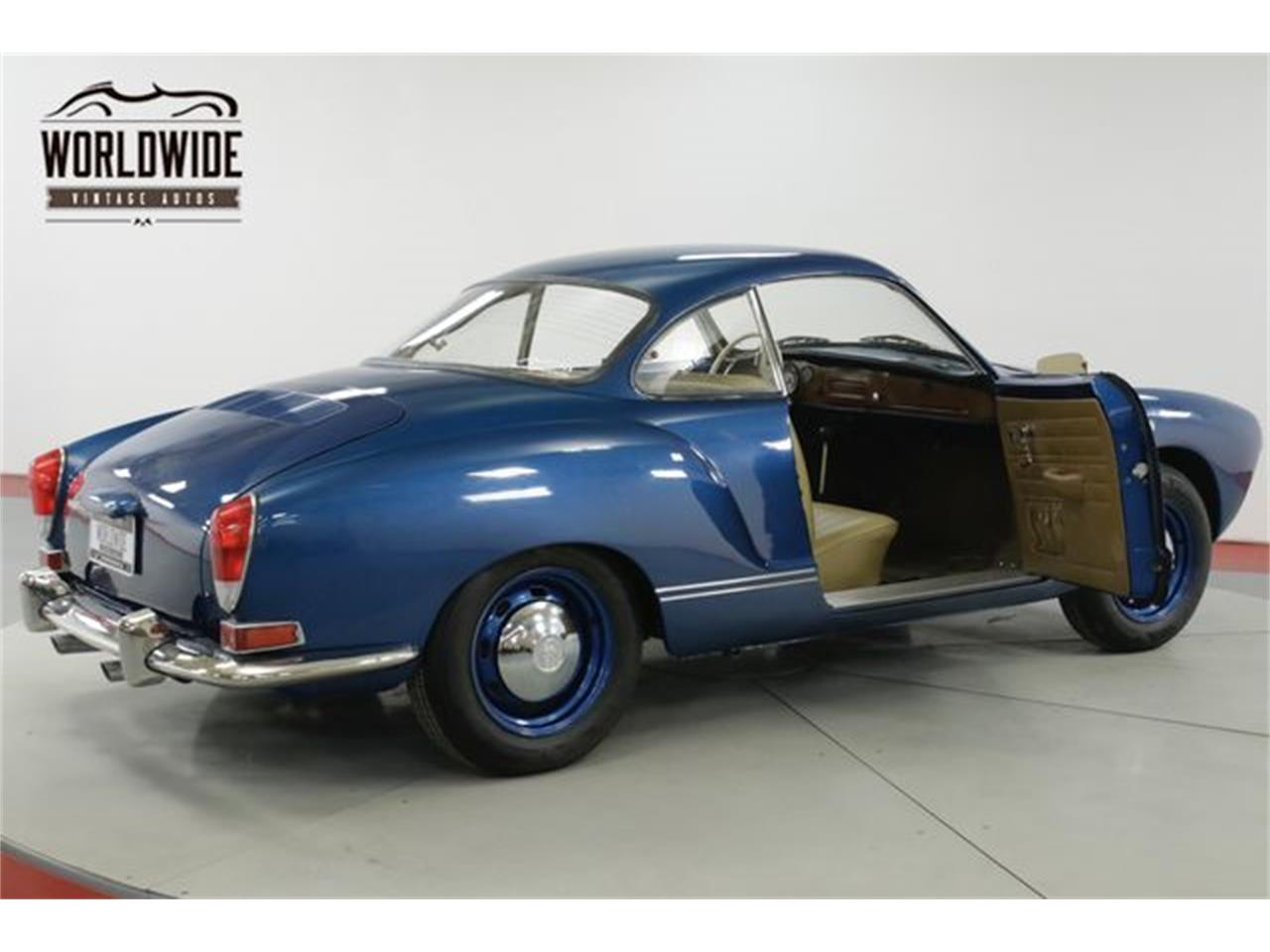 Large Picture of '69 Karmann Ghia - PVPA
