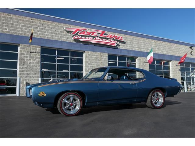 Picture of Classic 1969 Pontiac GTO (The Judge) located in Missouri - $59,995.00 - PVPO