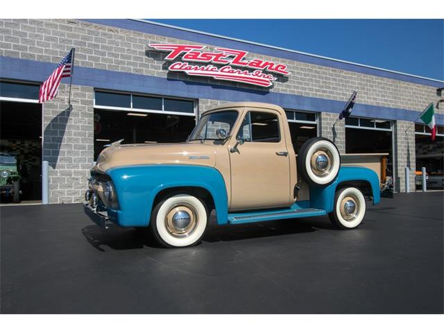 Picture of '54 F100 - PVPP