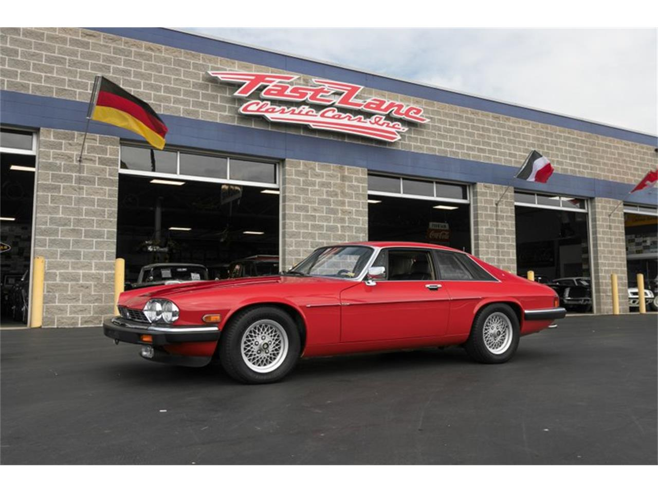 Large Picture of '89 XJS - PVPQ