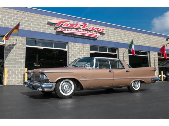 1958 Chrysler Imperial Crown