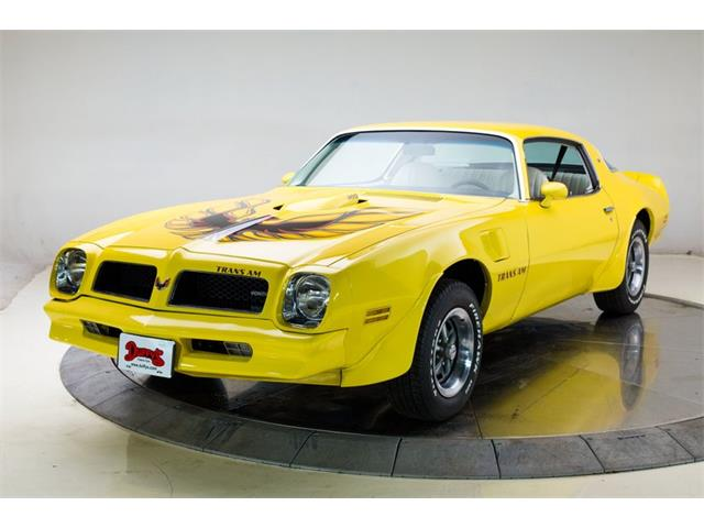 Picture of 1976 Pontiac Firebird Trans Am - $38,950.00 Offered by  - PVPW
