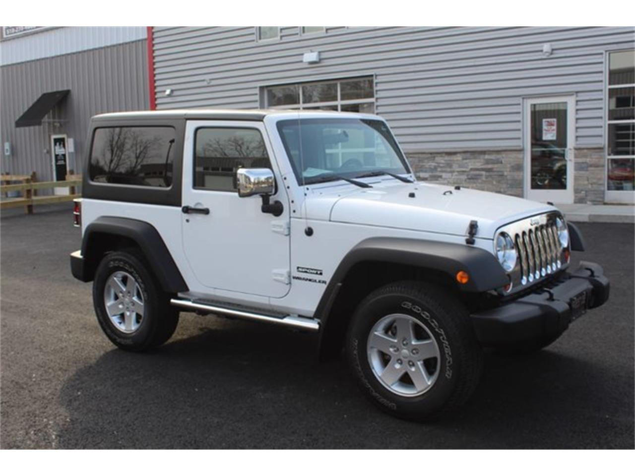 Large Picture of '12 Wrangler - PVQ8