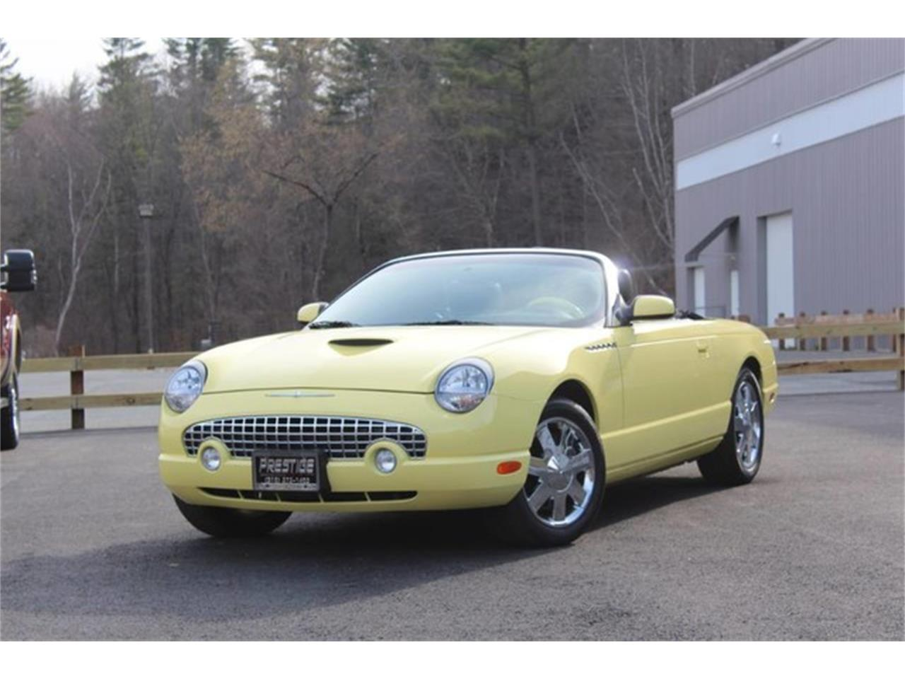 Large Picture of 2002 Thunderbird located in Clifton Park New York - $23,999.00 - PVQ9