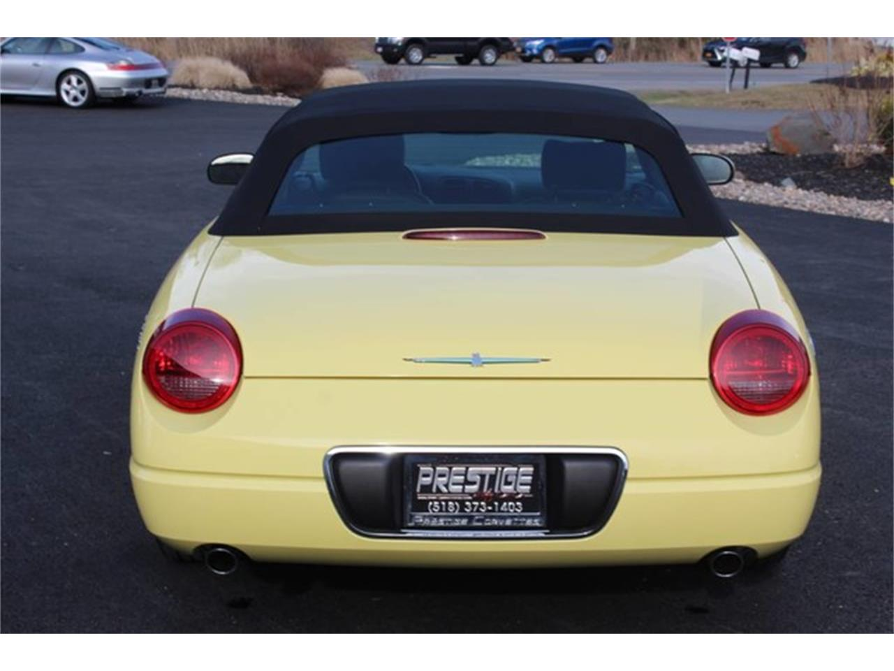 Large Picture of '02 Ford Thunderbird - PVQ9