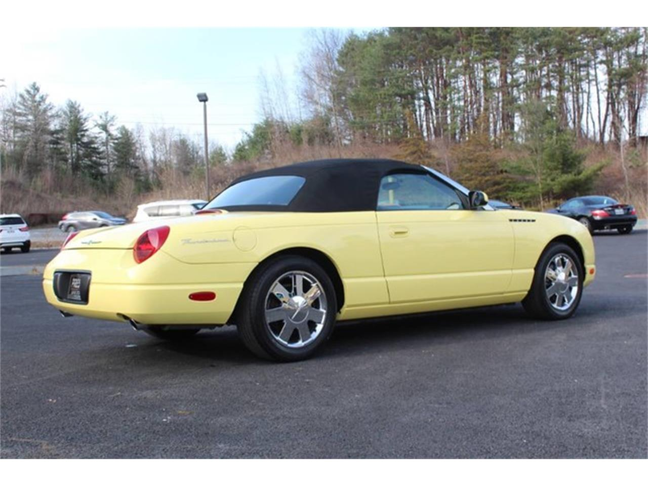 Large Picture of 2002 Thunderbird located in Clifton Park New York - PVQ9