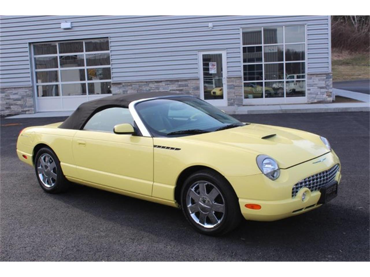 Large Picture of '02 Thunderbird located in Clifton Park New York - PVQ9