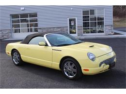 Picture of 2002 Thunderbird located in New York - $23,999.00 Offered by Prestige Motor Car Co. - PVQ9