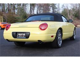 Picture of 2002 Thunderbird located in Clifton Park New York - $23,999.00 Offered by Prestige Motor Car Co. - PVQ9