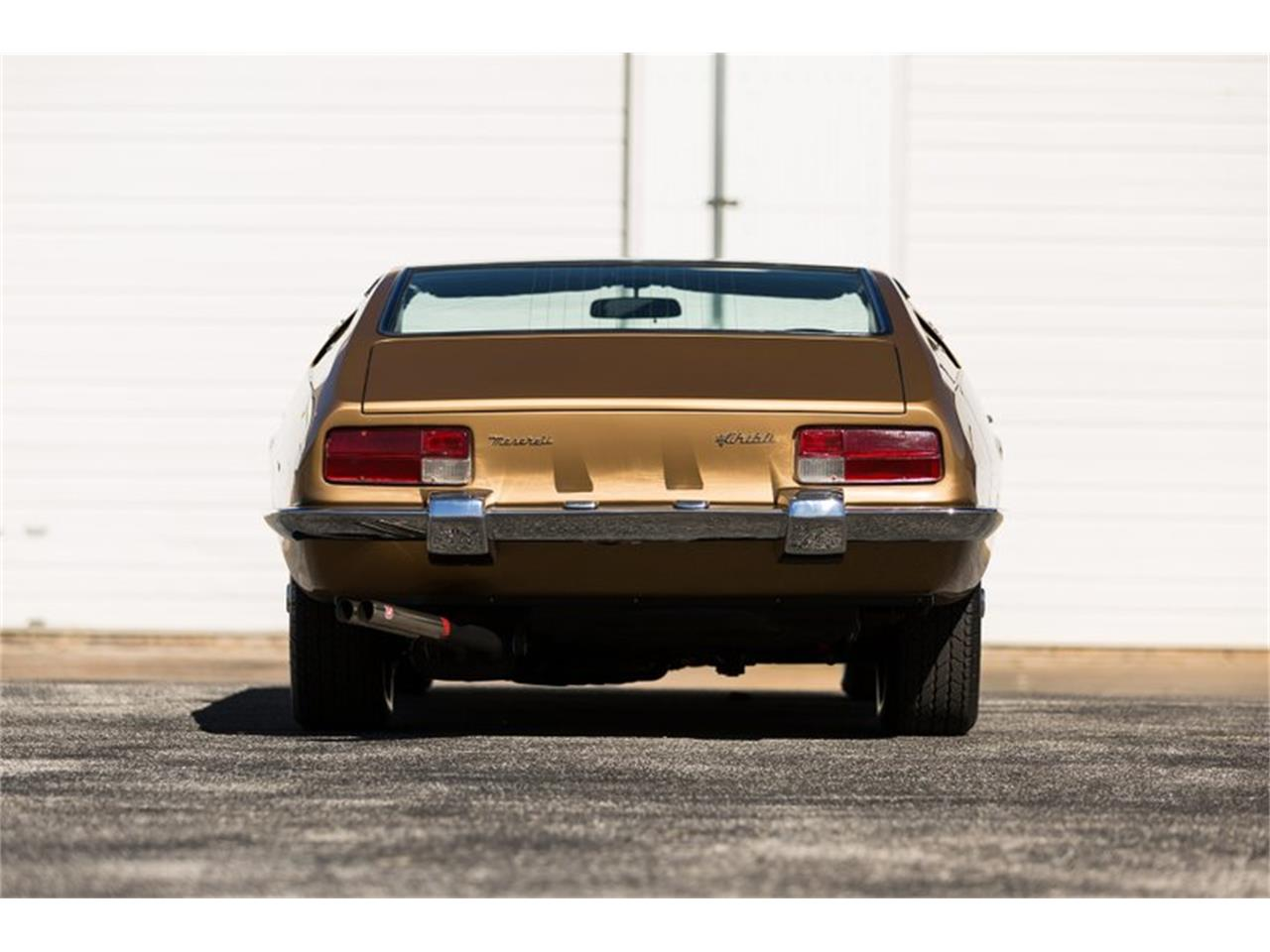 Large Picture of '72 Ghibli - PVRP