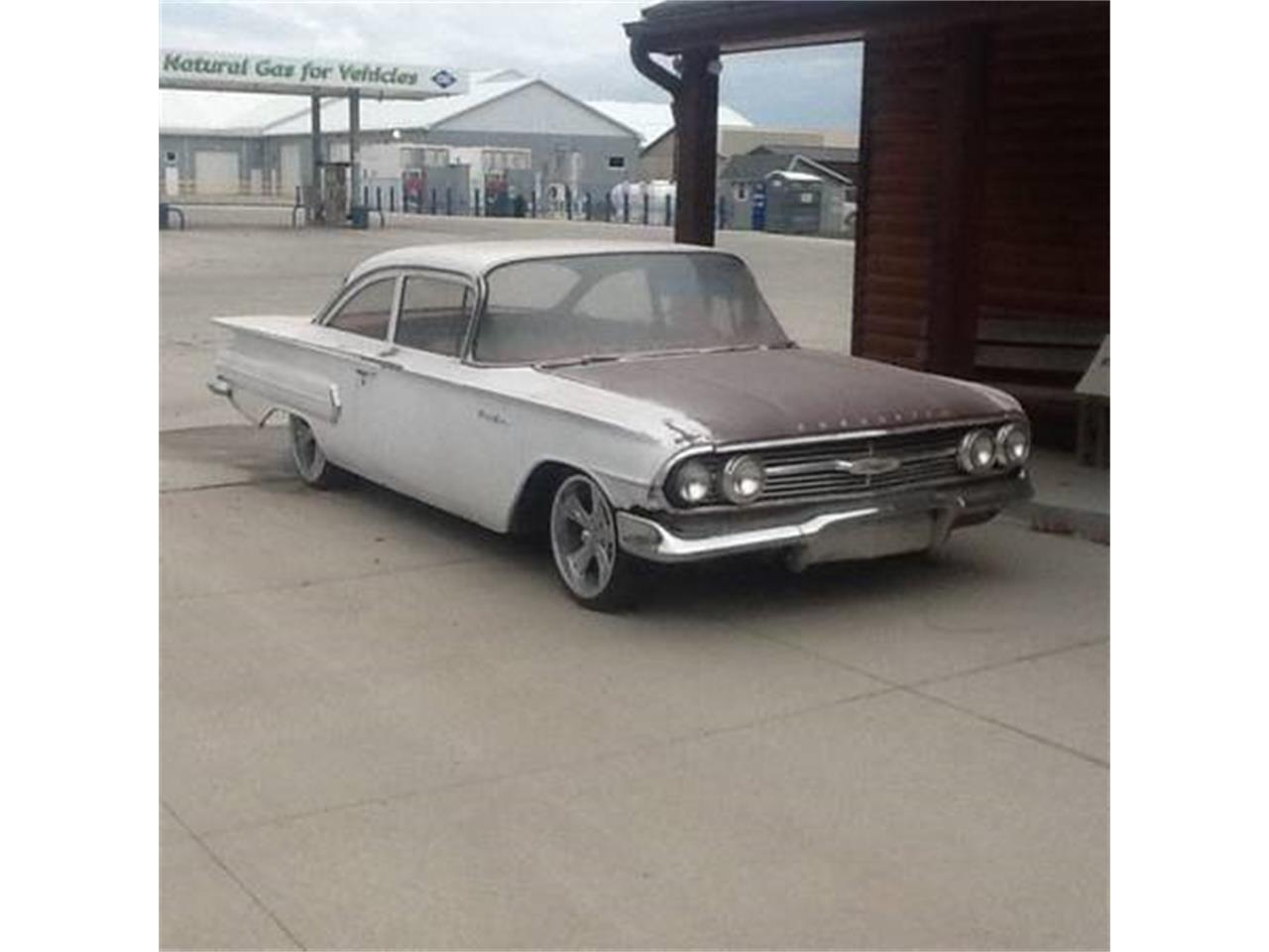 Large Picture of '60 Bel Air - PQIF