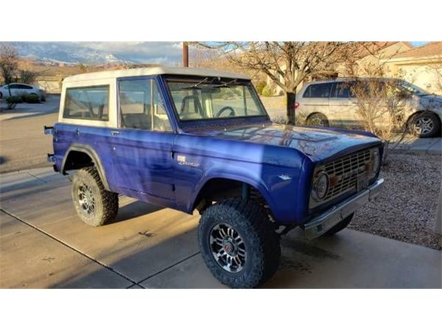 Picture of '68 Bronco - PPZG