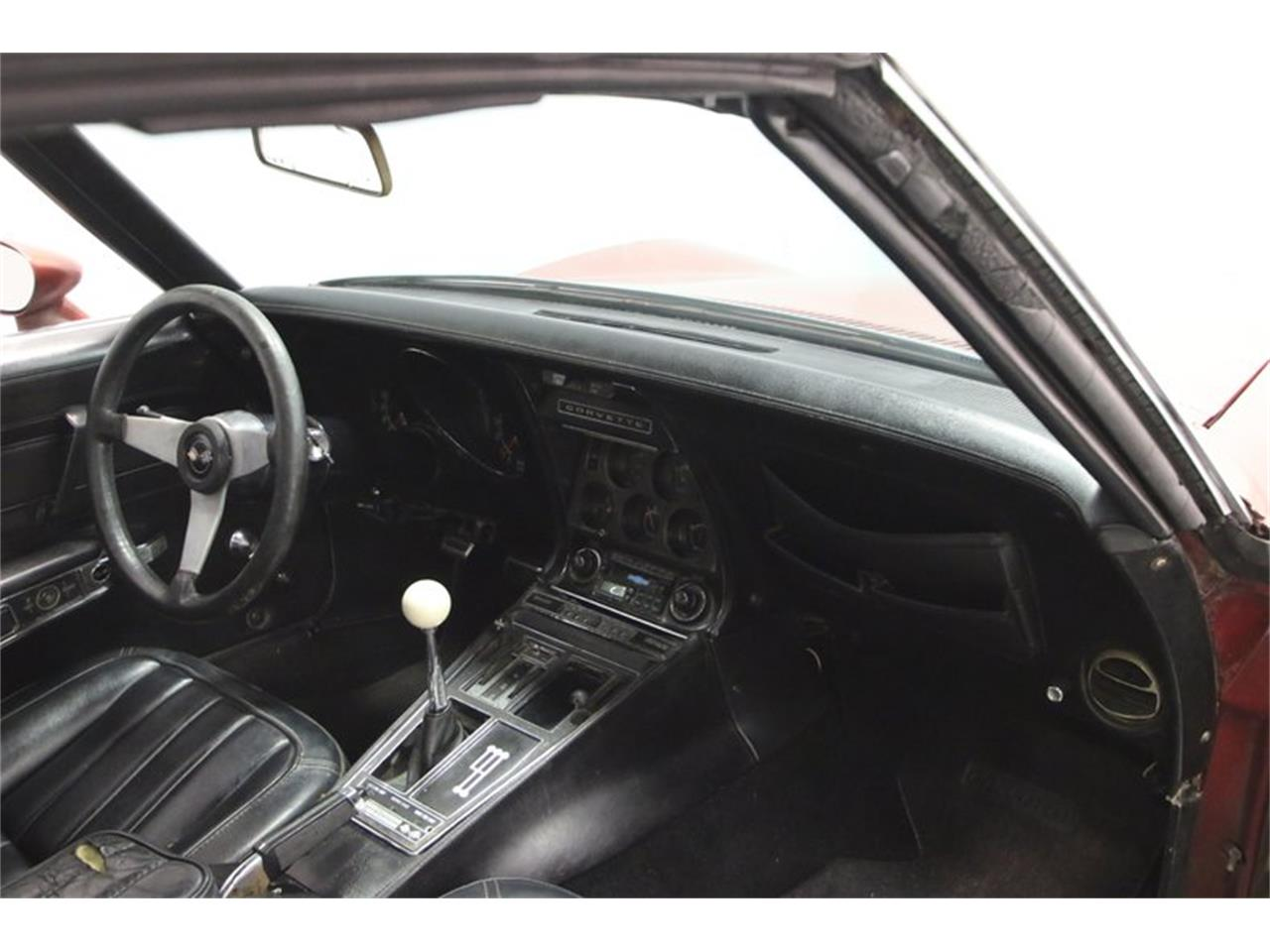 Large Picture of 1970 Chevrolet Corvette Offered by Streetside Classics - Nashville - PQIK
