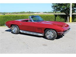 Picture of Classic 1967 Chevrolet Corvette Stingray located in Sarasota Florida - $54,900.00 Offered by Classic Cars of Sarasota - PVTL
