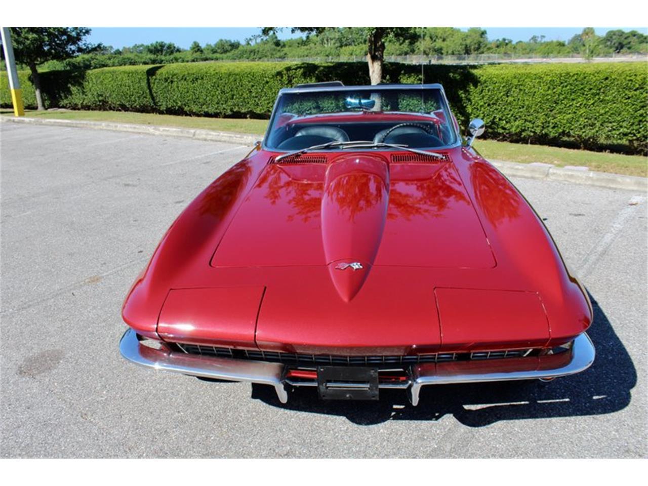 Large Picture of Classic 1967 Corvette Stingray located in Sarasota Florida - $54,900.00 - PVTL