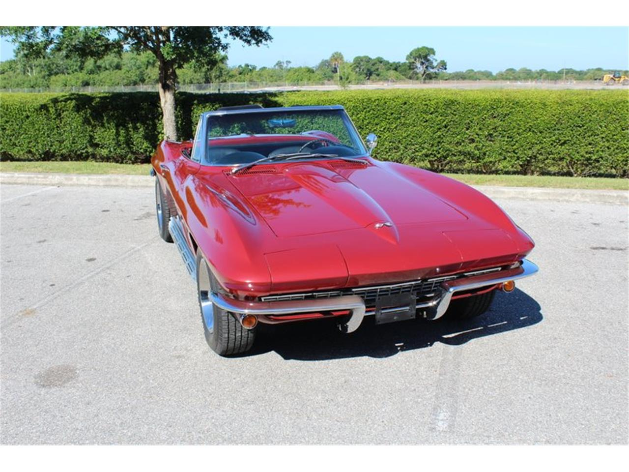 Large Picture of '67 Chevrolet Corvette Stingray located in Sarasota Florida - PVTL