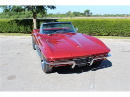 Picture of 1967 Corvette Stingray located in Sarasota Florida Offered by Classic Cars of Sarasota - PVTL