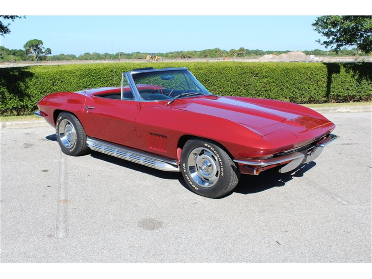 Large Picture of Classic '67 Chevrolet Corvette Stingray located in Sarasota Florida - $54,900.00 - PVTL
