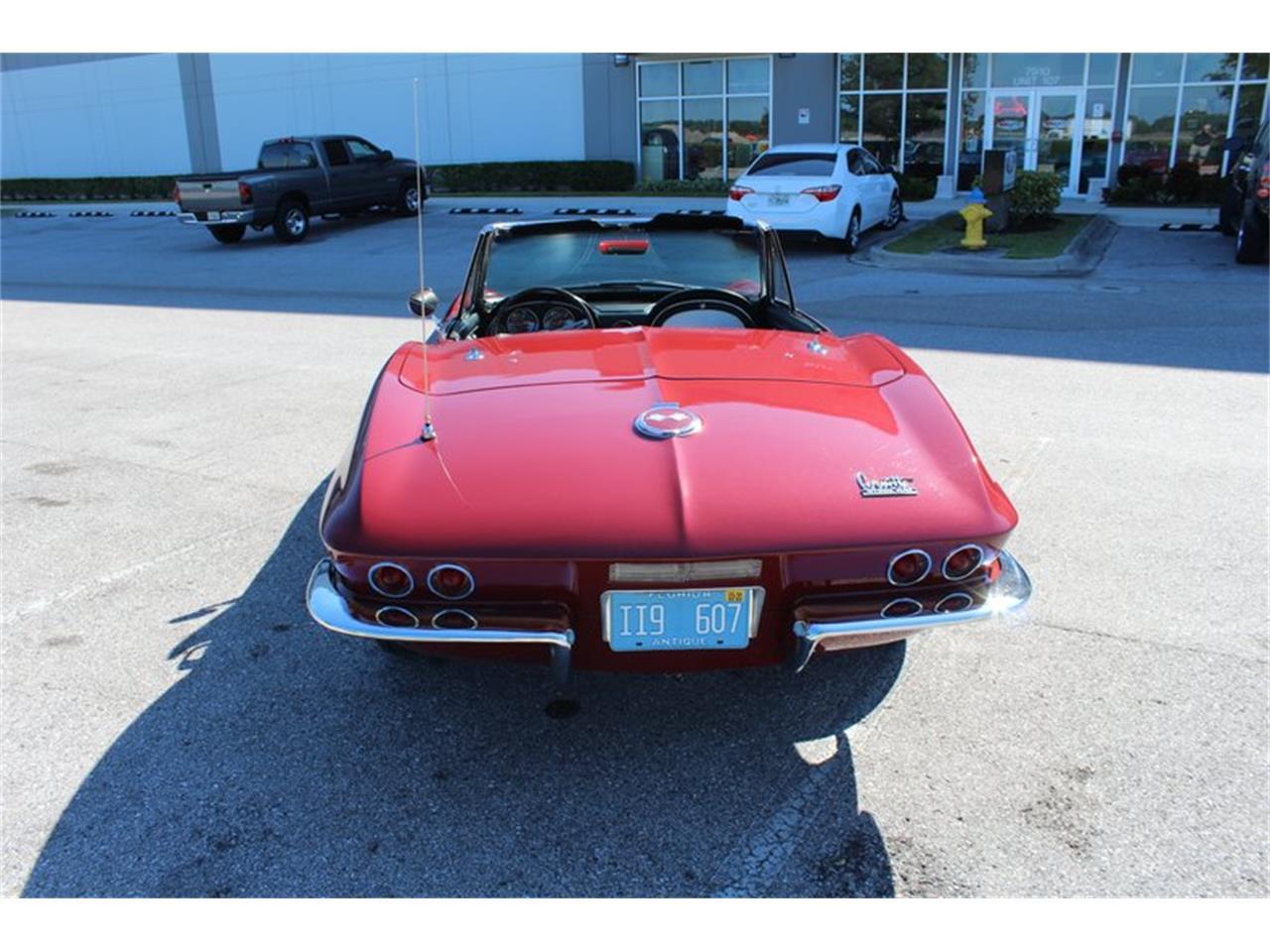 Large Picture of 1967 Chevrolet Corvette Stingray - $54,900.00 - PVTL