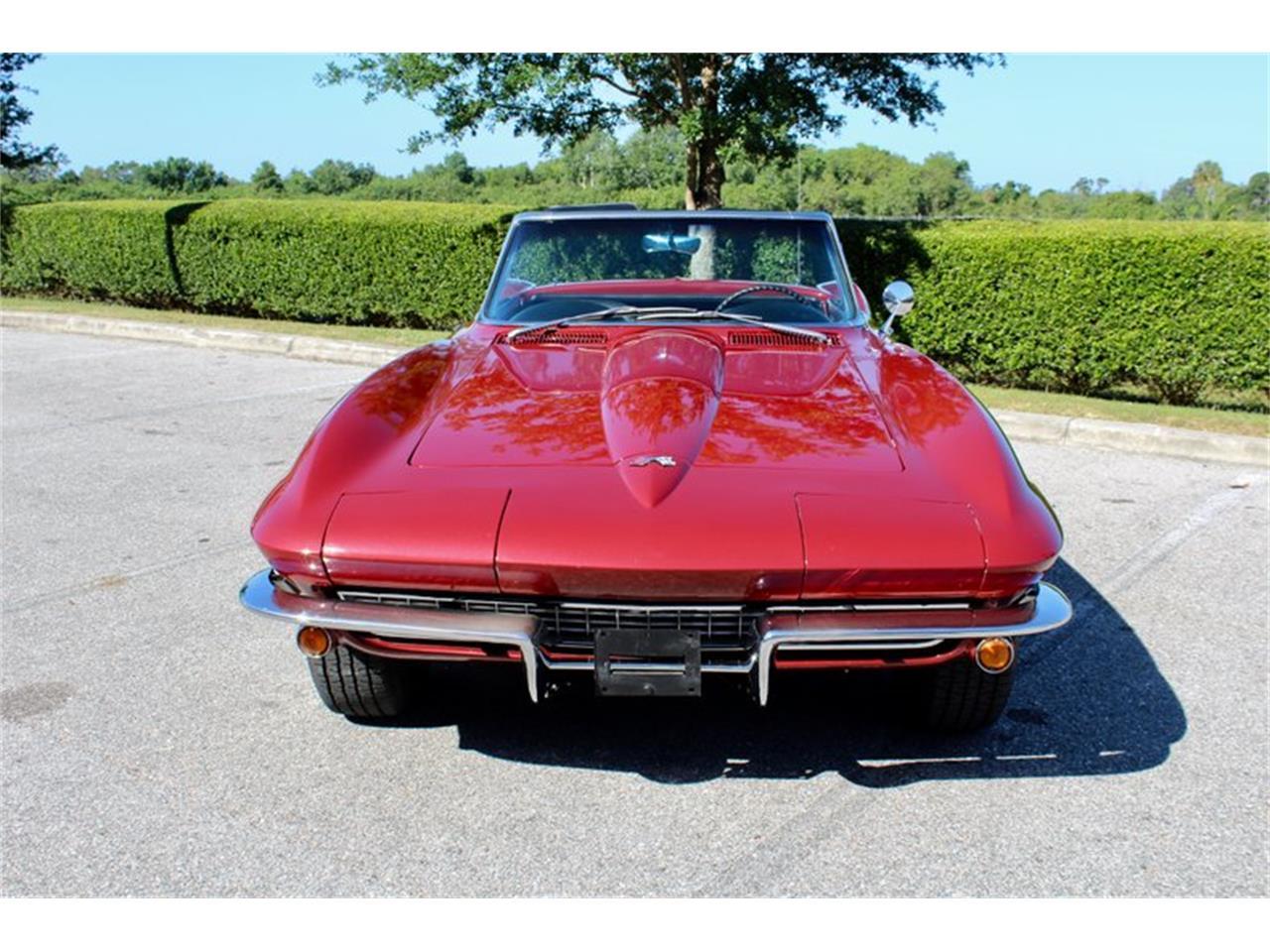 Large Picture of Classic '67 Chevrolet Corvette Stingray - $54,900.00 - PVTL