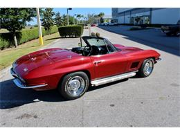 Picture of Classic '67 Chevrolet Corvette Stingray located in Sarasota Florida - $54,900.00 Offered by Classic Cars of Sarasota - PVTL