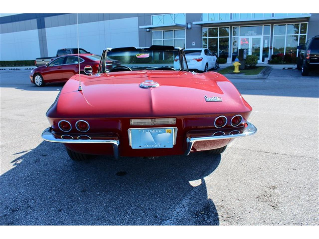 Large Picture of '67 Corvette Stingray located in Sarasota Florida - $54,900.00 Offered by Classic Cars of Sarasota - PVTL