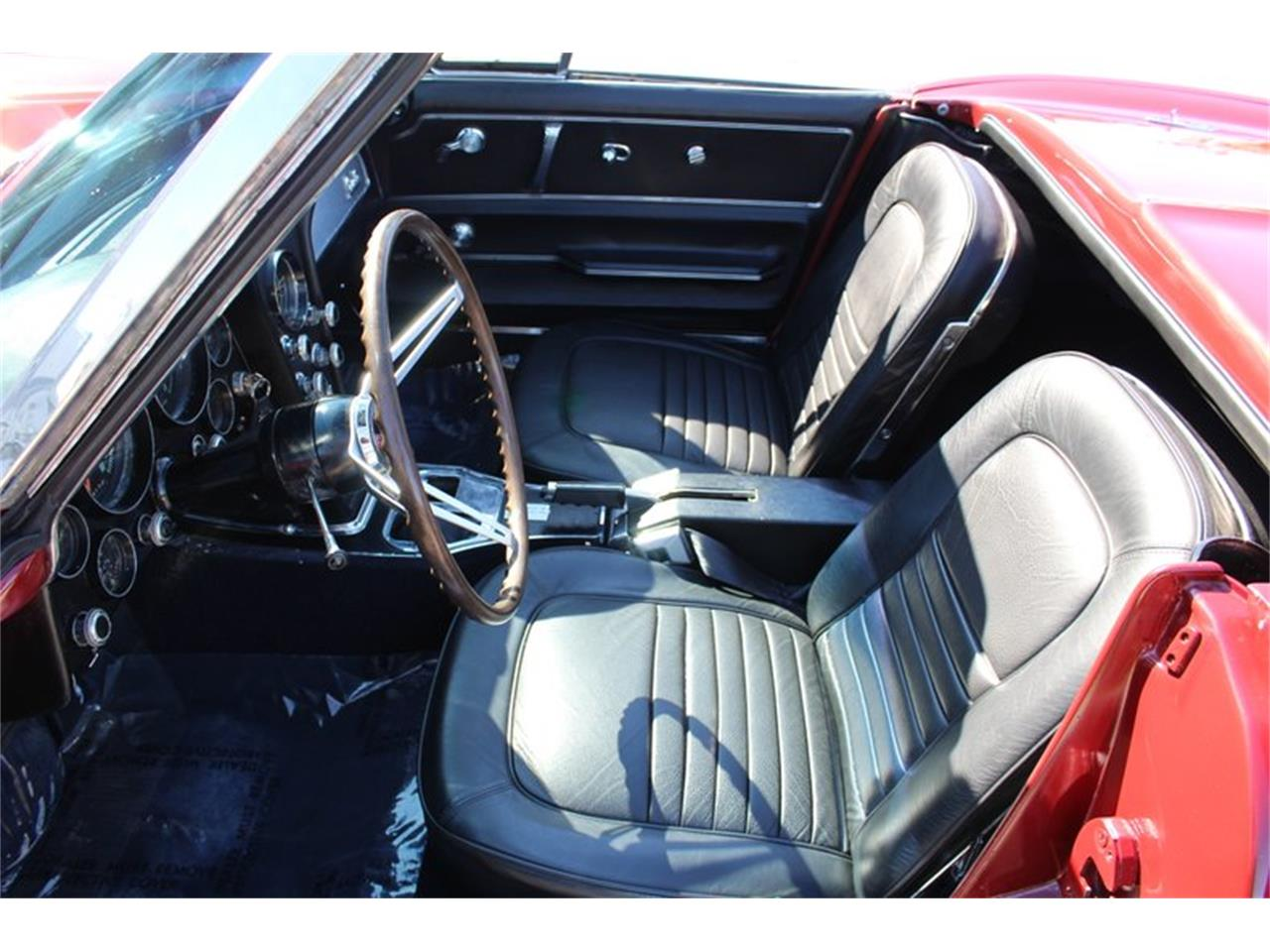 Large Picture of Classic '67 Chevrolet Corvette Stingray located in Florida - $54,900.00 Offered by Classic Cars of Sarasota - PVTL