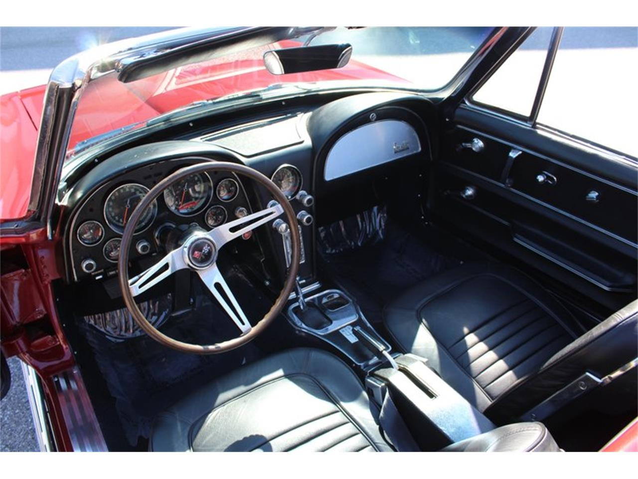 Large Picture of 1967 Corvette Stingray located in Florida - $54,900.00 Offered by Classic Cars of Sarasota - PVTL
