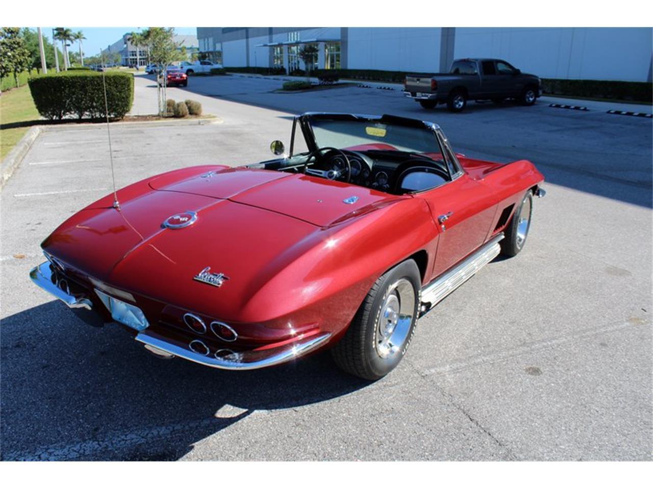 Large Picture of Classic '67 Chevrolet Corvette Stingray - PVTL