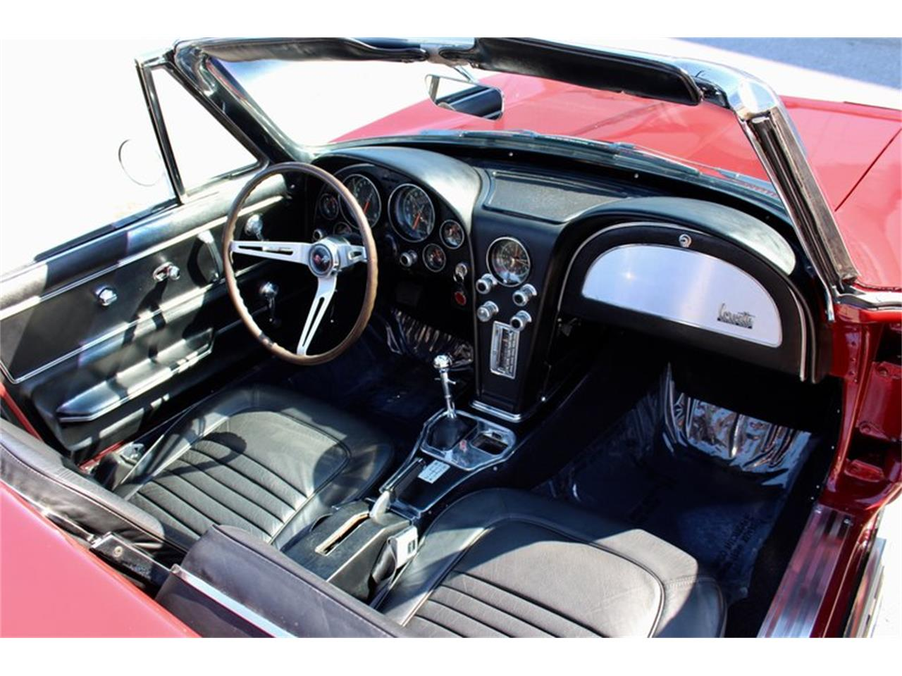 Large Picture of Classic '67 Chevrolet Corvette Stingray located in Florida Offered by Classic Cars of Sarasota - PVTL